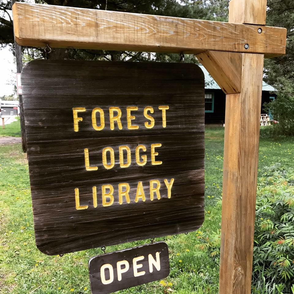 Forest Lodge Library Hours